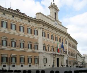 Camera dei Deputati Facciata (Matteo Mascia)