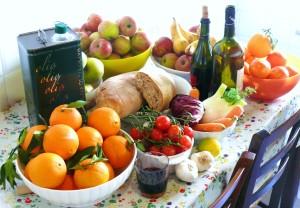 Dieta mediterranea immagine simbolo (Matteo Mascia)