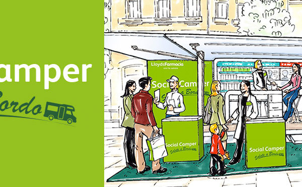 A Milano fino al 17 Novembre fa tappa il Social Camper. Per gli over 65 informazione, consulenze ed esami gratuiti